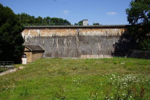Staudamm Fontbonne
