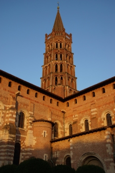 Basilique Saint-Sernin de Toulouse