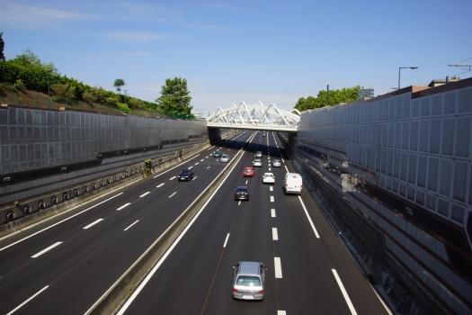 Blagnac Tramway Bridge