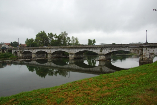Garonnebrücke Montréjeau