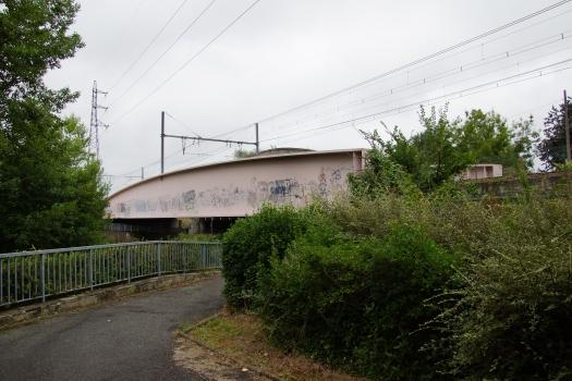 Eisenbahnbrücke Tarbes