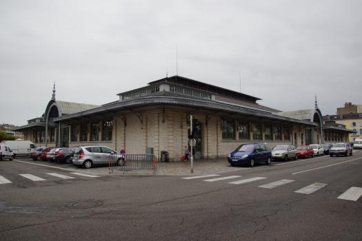 Markthalle Marcadieu