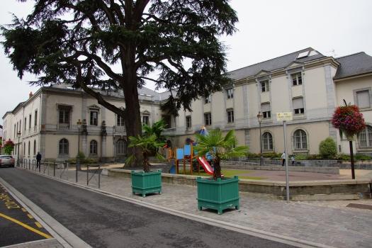 Justizpalast von Tarbes