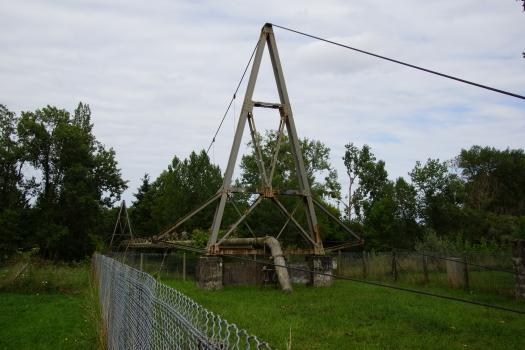Pont-pipeline de Jurançon