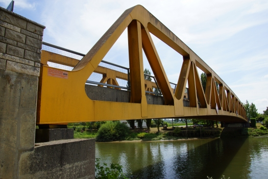 Bidouzebrücke Guiche