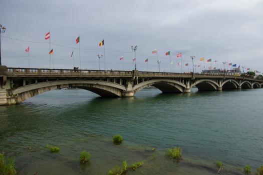 Pont Saint-Esprit de Bayonne