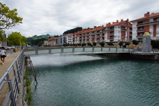 Zumaia Footbridge