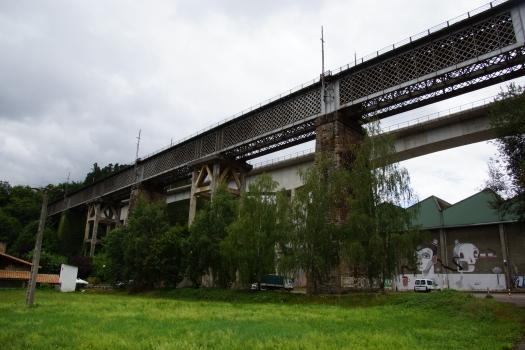 Eisenbahnviadukt Ormaiztegi