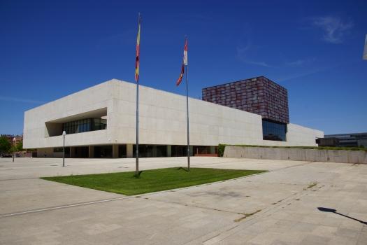 Immeuble des Cortes de Castilla y León