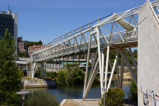 Science Museum Footbridge