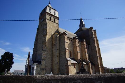 Collégiale Saint-Laurent d'Ibos