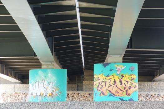 Viaduc du Lez (A9)