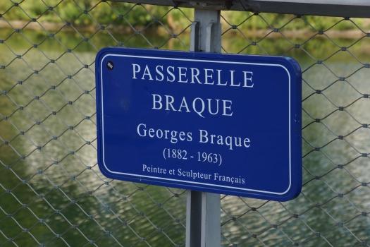 Braque-Steg
