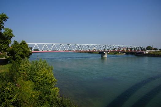 New Strasbourg-Kehl Railroad Bridge