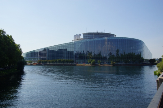 European Parliament - Louise Weiss Building