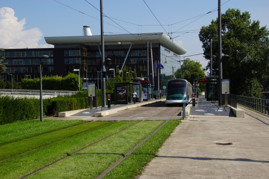 Ligne E du tramway de Strasbourg