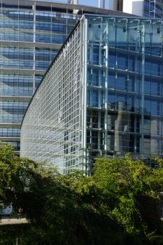 Parlement Européen - Bâtiment Louise Weiss