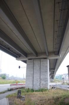 Rethe-Klappbrücke