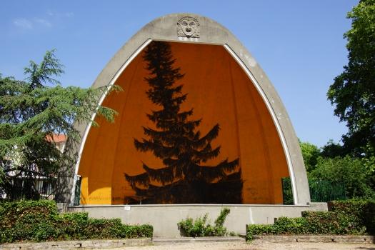 Pavillon du Parc des Anciennes Mairies