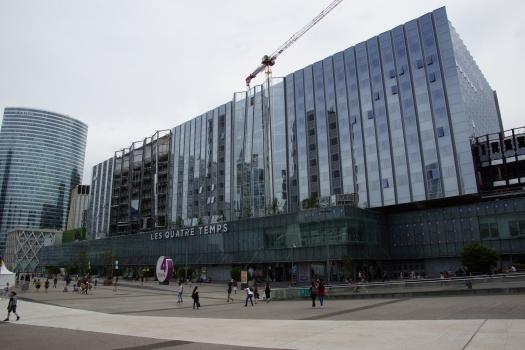 Centre Commercial Les Quatre Temps