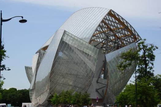 Fondation Louis-Vuitton pour la Création