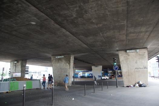 Pont de l'Avenue de la Porte de Clichy
