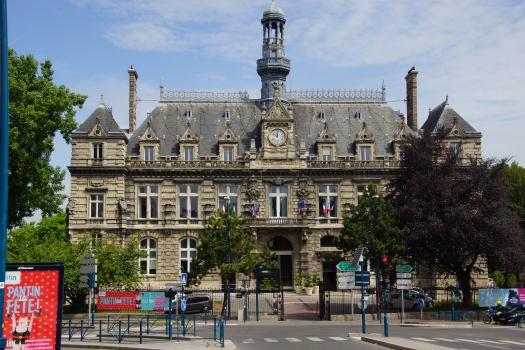 Hôtel de ville de Pantin