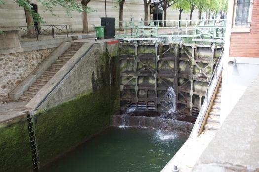 La Villette Locks