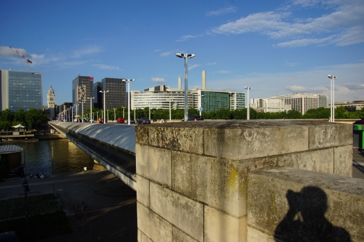 Charles-de-Gaulle-Brücke