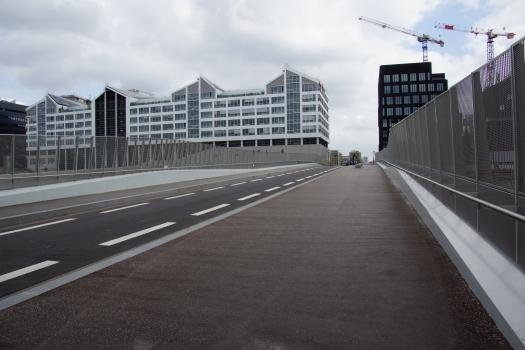 Pont de la Rue Mère Térésa