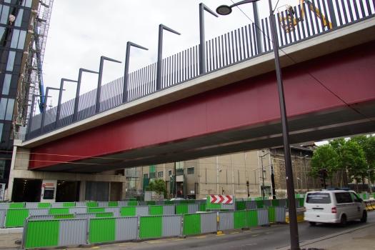 Pont de la Rue du Bastion
