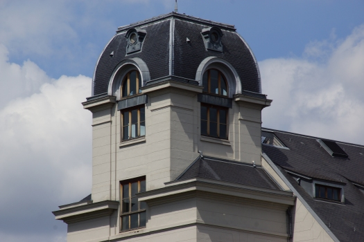 Universität Paris 7 Denis Diderot - Grands-Moulins-Gebäude
