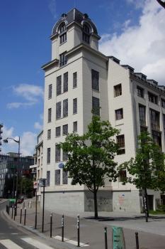 Université Paris 7 Denis Diderot - Bâtiment des Grands Moulins