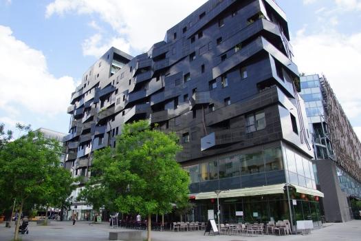 Immeuble 121, avenue de France
