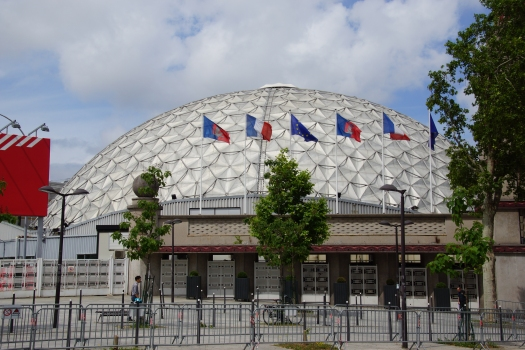 Dôme de Paris - Palais des Sports