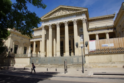 Nîmes Palace of Justice
