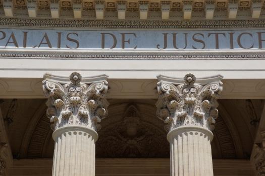Justizpalast von Nîmes