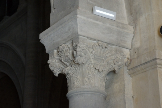 Nimes Cathedral