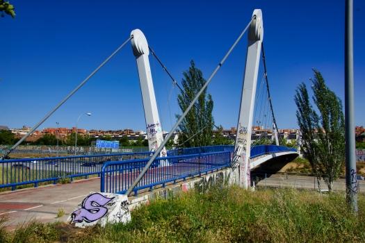 Parque de la Cuña Footbridge (M-40)
