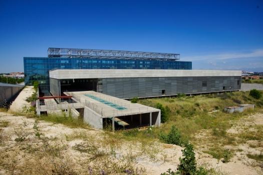 Madrid Olympic Aquatic Center