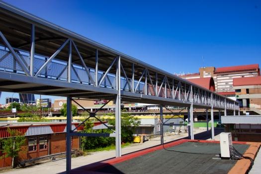 Chamartín Station Footbridge