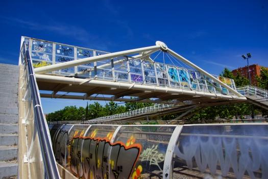 Entrevias Footbridge III