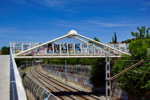 Entrevías Footbridge II