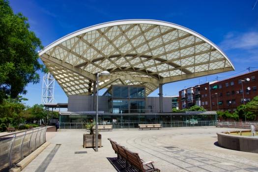Bahnhof Asamblea de Madrid-Entrevías