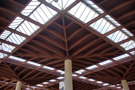 Gare d'Atocha (Puerta de Atocha)