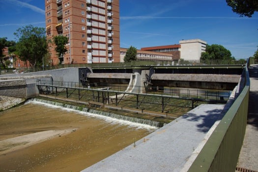 Rio Manzanares Dam No. 3