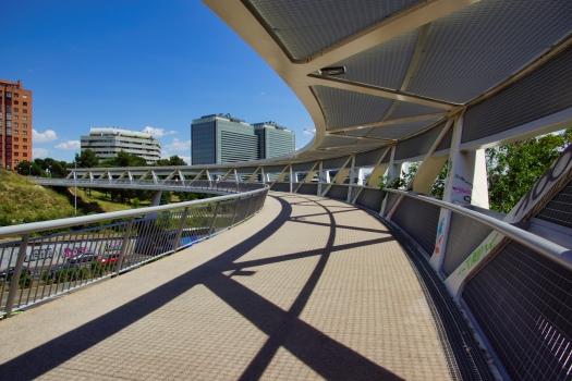 Geh- und Radwegbrücke La Paloma