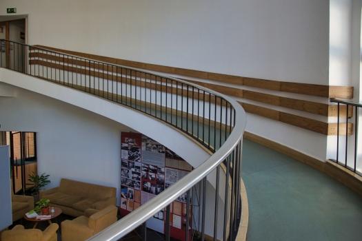 Instituto Técnico de la Construcción Eduardo Torroja - Hauptgebäude