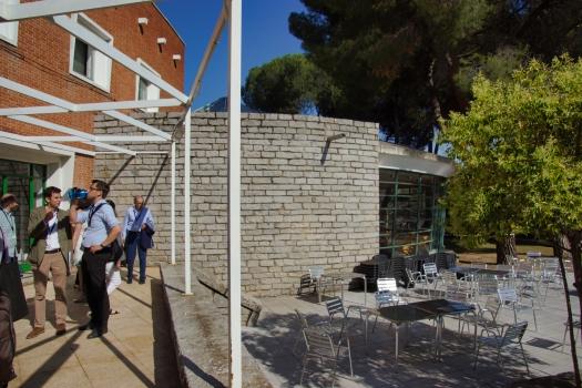 Instituto Técnico de la Construcción Eduardo Torroja - Dining Hall