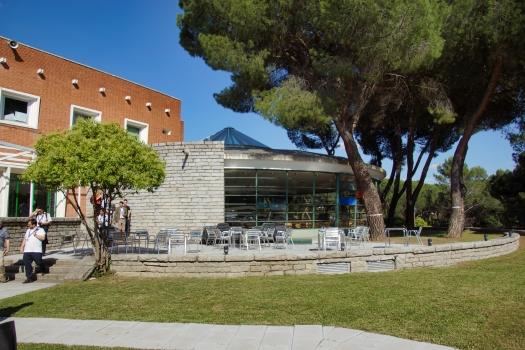 Instituto Técnico de la Construcción Eduardo Torroja - Cafétéria
